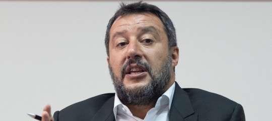 """""""Avevo sottovalutato l'attaccamento di Conte alla poltrona"""", dice Salvini"""