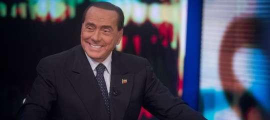 """Berlusconi: """"Il sovranismo è una bufala, chi ci crede è stupido"""""""