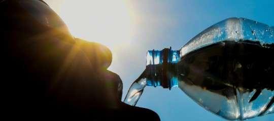 Cinque consigli per evitare la disidratazione