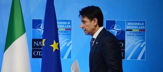 Dall'Ue alla Nato, il Conte-bis ridisegna la posizione italiana