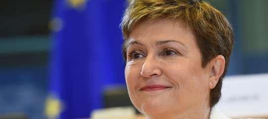 È Kristalina Georgieva la candidata europea alla guida del Fmi