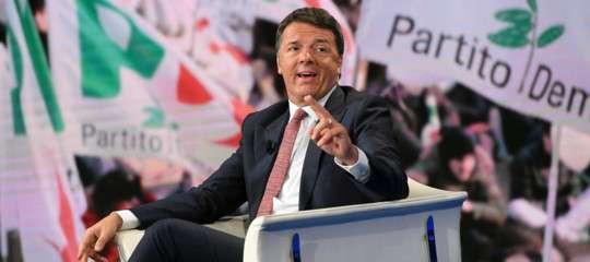 """""""Ho fatto una machiavellica operazione di Palazzo"""", dice Matteo Renzi"""