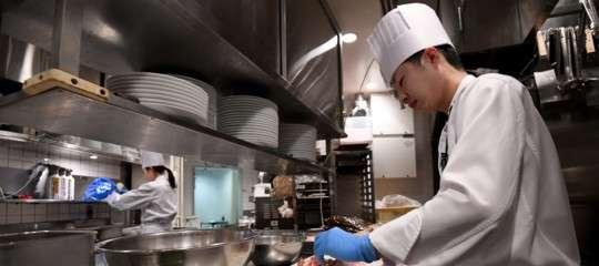 I ristoranti gourmet sono davvero in crisi?