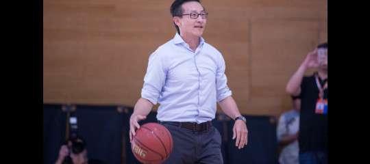 Il co-founder di Alibaba si sta comprando (per una cifra stellare) una squadra NBA
