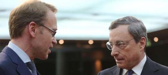 """Il Nord Europa contro Draghi: """"Ha oltrepassato il limite"""""""