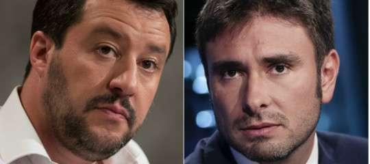Il nuovo scontro tra Di Battista e Salvini