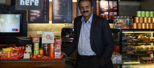 Il suicidio del re del caffè indiano è il simbolo del fallimento della classe media
