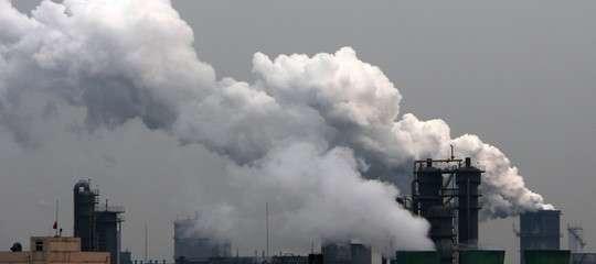 La Cina ha ridotto le emissioni inquinanti prodotte dalle centrali elettriche