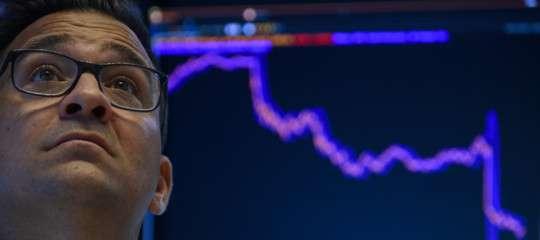 La guerra dei dazi e la svalutazione dello yuan affondano le Borse mondiali