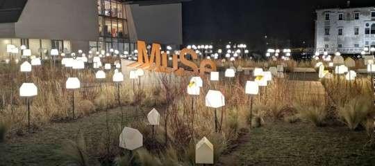 Le casette di Eni gas e luce si riaccendono al Museo delle ...