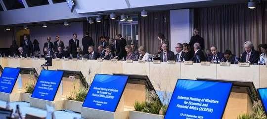 L'Ecofin frena sulla riforma del Patto di stabilità