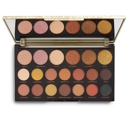 Makeup Revolution palette, il meglio per un eccellente fashion