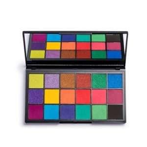 Makeup Revolution palette