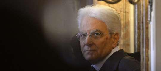 Mattarella ha chiesto all'Ue di cambiare il patto di stabilità