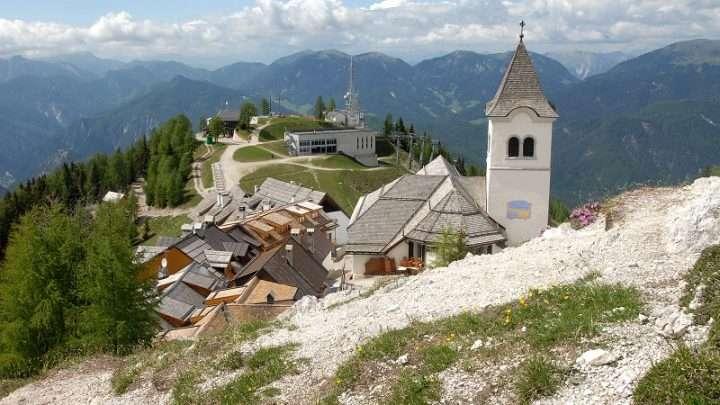 Dove l'Italia incontra Slovenia ed Austria