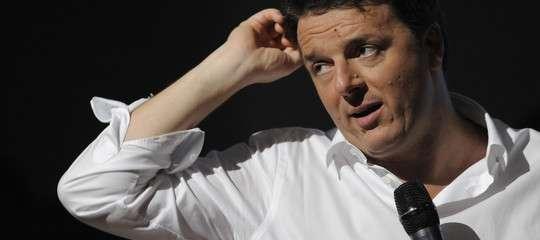 """""""Nel 2023 non correremo insieme al M5s, ci divide un abisso"""", dice Matteo Renzi"""