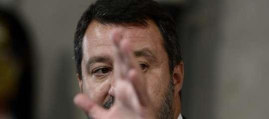 """""""Prima o poi torneremo al voto e vinceremo"""" dice Salvini"""