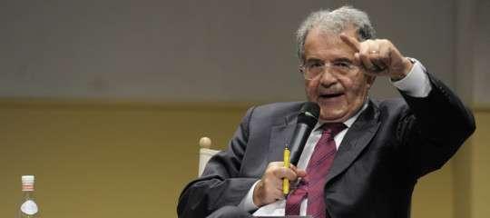 Prodi è per un governo di legislatura a 'maggioranza Ursula' (anzi, Orsola)