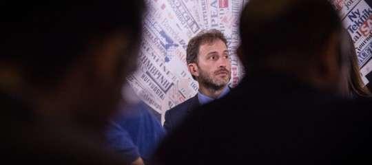 """""""Speriamo che il Pd sia più affidabile della Lega"""", dice Casaleggio"""