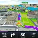 Per arrivare a destinazione in modo sicuro, scegliamo Sygic GPS Navigation