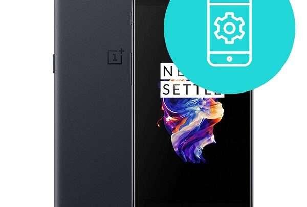 Uno sguardo al cellulare OnePlus 5