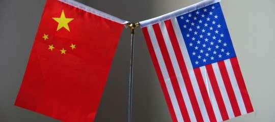 Usa e Cina torneranno a sedere al tavolo del negoziato